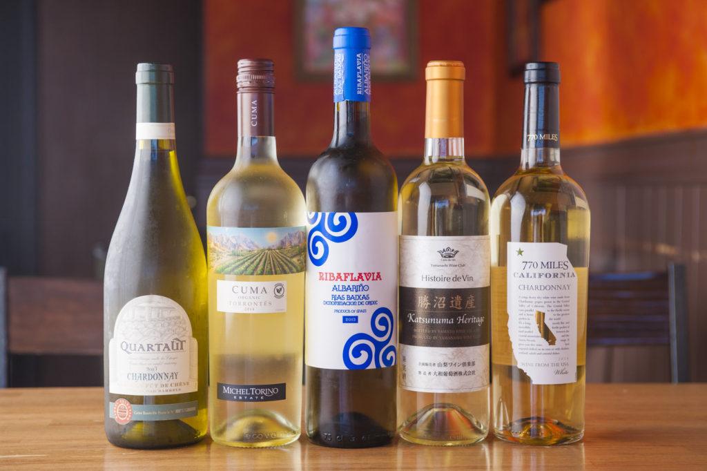D14 白ワイン